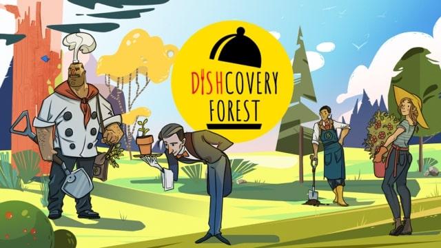 Dishcovery - Treedom - Sostenibilità