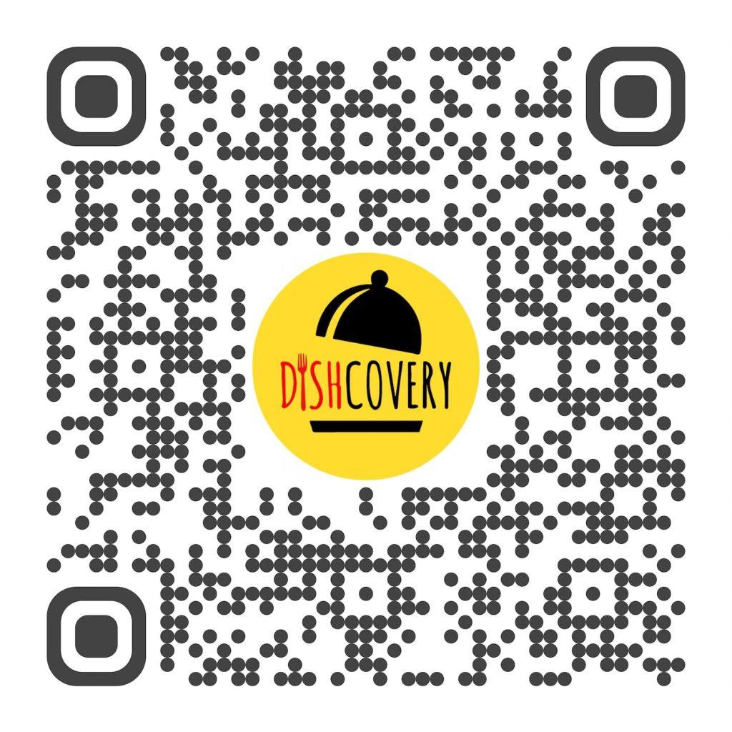 QR Menù Dishcovery